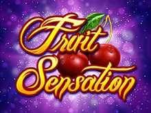 Игровой автомат Fruit Sensatio