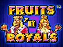 Игровой автомат Fruits n Royals