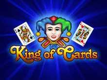 Игровой автоматKing of Cards