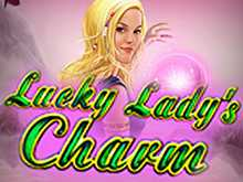 Lucky Lady Charm