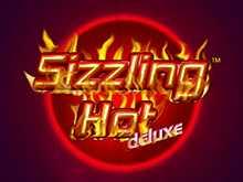 Игровой автомат Sizzling Hot Deluxе