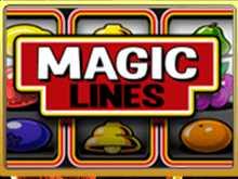 Слот Магические Линии играть онлайн