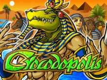 Слот Крокодополис играйте онлайн