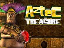 Проводите досуг в игровом слоте Aztec Treasure 2D от компании Betsoft