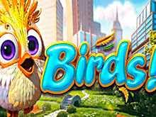 Встречайте игровой аппарат от Betsoft – Птички! с бесплатными спинами