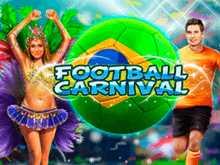 С зеркалом клуба GMSlot и автоматом Football Carnival азартный досуг