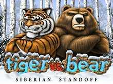 Удача в слоте Tiger Vs Bear на зеркале GMSlots
