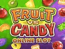 Проводите свой досуг с зеркалом GMSlots и видео-слотом Fruit vs Candy